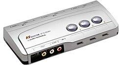 audio-technica AVセレクター S端子付き AT-SL35SAV