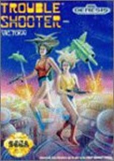 Trouble Shooter - Sega Genesis