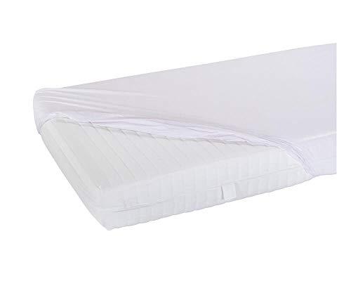 Inkontinenz Spannbettlaken 100x200x20 cm | Spannbetttuch PVC| Waschbarer Matratzenschutz mit PU-Beschichtung | Bettschutz von ActivePro
