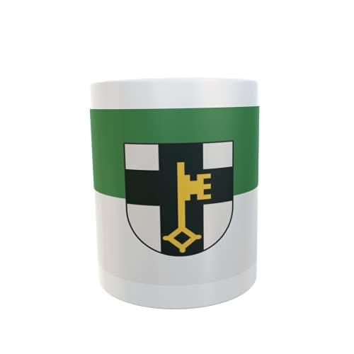 U24 Tasse Kaffeebecher Mug Cup Flagge Dorsten