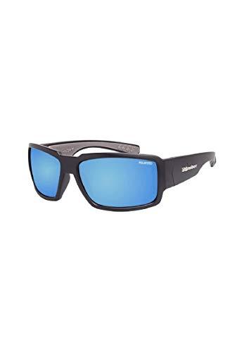 Bomber Boogie - Gafas de sol, negro / azul