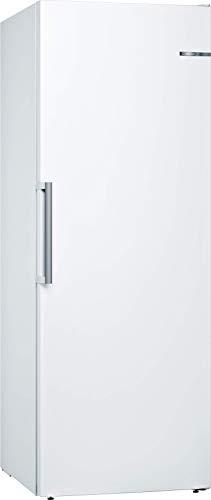 Bosch GSN58AWDV Serie 6 Freistehender XXL-Gefrierschrank / A+++ / 191 x 70 cm / 202 kWh/Jahr / Weiß / 365 L / NoFrost / IceTwister
