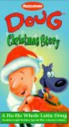 Doug Christmas Story Vhs.Amazon Com Doug Christmas Story Vhs Billy West Fred