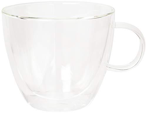 Villeroy & Boch Artesano Hot Beverages Cup (Set of 2), Large (Pack of 2), Clear