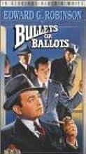 Bullets or Ballots [USA] [VHS]