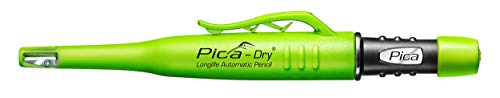 Pyca 4094102 3030 Pica Dry Long Life Deep Hole Marker, Green