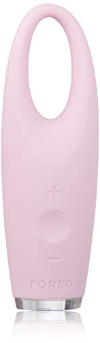 FOREO IRIS Illuminating Eye Massager T-Sonic, Petal Pink