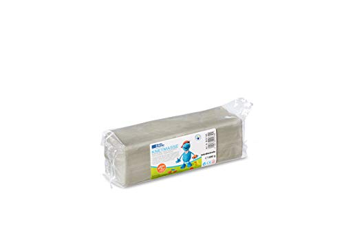 Becks Plastilin B101143 Knete, grau
