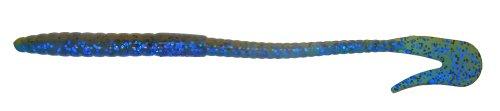 Bass Assassin RW58429: Rail Worm 7 Okeechobee Craw