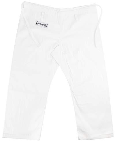 Proforce Gladiator Judo Pants - White Size 5
