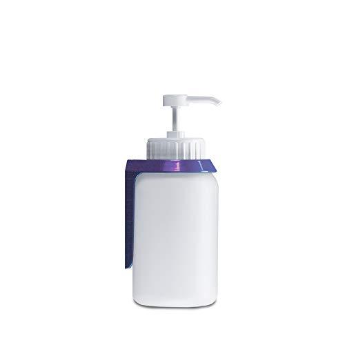 GASTROBACK #SSP-4 Seifenspender mit 4 ml Pumpe und Wandhalterung, Dosierspender, Desinfektionsspender für Hände