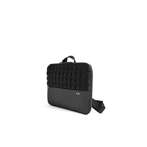 NAVA Design laptoptas 15,6 inch Passenger Action City Sleeve zwart PA137AN