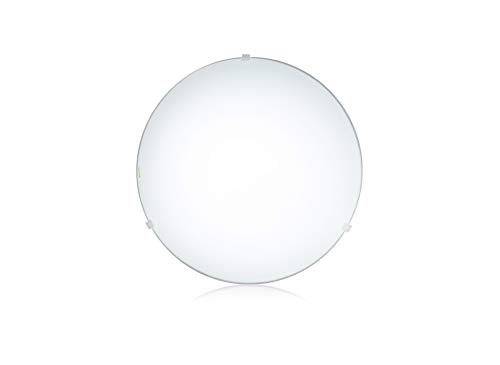 Plafon Clean LED 220V 3000K, LLUM Bronzearte, 36331, 20W, Transparente, 30cm
