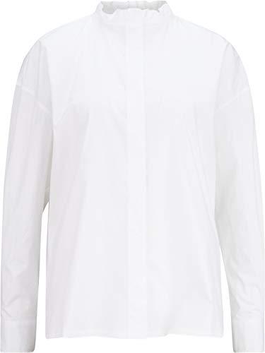 IHEART Damen Bluse in Weiß S
