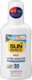 SUNDANCE Sonnenspray MED Ultra Sensitiv LSF 30, 200 ml