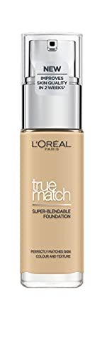 L'Oréal Paris True Match Liquid Foundation 2.W Golden Almond