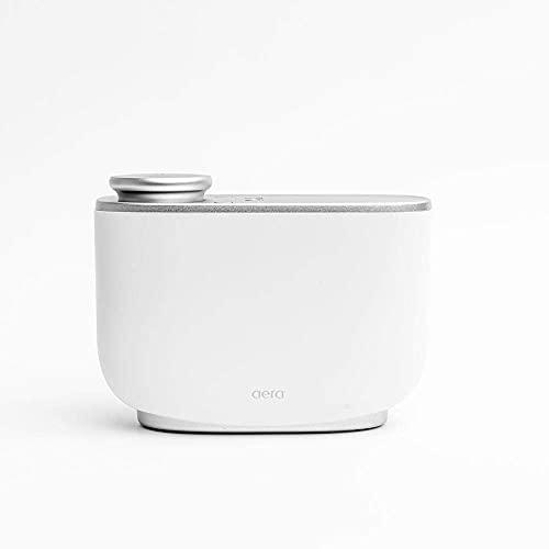 Aera Difusor de fragancia inteligente para aceites esenciales y fragancias para el hogar, ambientador, WiFi y controlado por aplicaciones (cápsulas no incluidas)