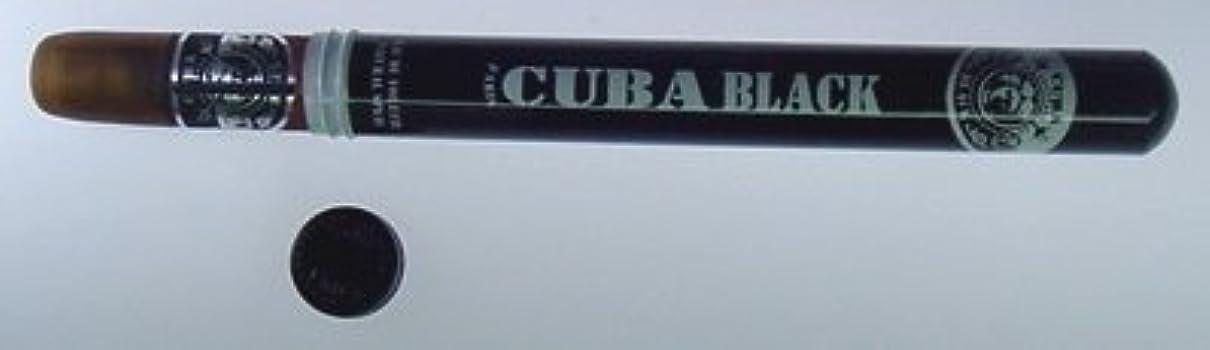 松明前方へ誇大妄想【キューバ】キューバ ブラック EDT?SP 35ml (並行輸入品)