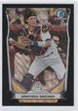 Grayson Greiner (Baseball Card) 2014 Bowman Draft Picks & Prospects - Chrome - Black Wave Refractors #CDP99