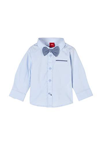 s.Oliver Junior Baby-Jungen 405.10.011.11.120.2062141 Hemd, 5075, 80