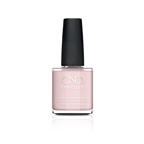 CND Vinylux Weekly Polish Negligee 0.5 Fluid Ounce