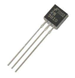 YZLSM 10 x RF/VHF/UHF-JFET Transistor TO-92 2N3819 -Electronics> Computer & Zubehör
