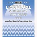Liverpool & Irish Sea Tide Table 2021