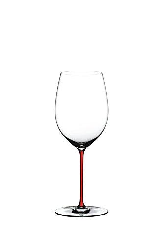 Riedel - Fatto A Mano, 'Cabernet/Merlot Rot' Rotweinglas (4900/0R)