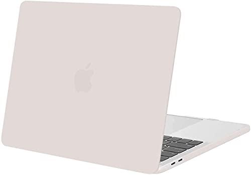 MOSISO Funda Dura Compatible con MacBook Pro 13 Pulgadas 2020-2016 A2338 M1 A2289 A2251 A2159 A1989 A1706 A1708, Ultra Delgado Carcasa Rígida Protector de Plástico Cubierta, Gris Roca