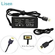 20V 3.25A 65W(2.25A 45W) USB Tip AC Adapter Charger for Lenovo Yoga 2 11 11s 13 2 Pro,IdeaPad S210 U430 U530,ThinkPad T550 T450 T450S T540P T440P T440 T440S T431S W550s,Chromebook PA-1650-72