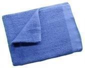 A. Blöchel katoenen badstof handdoek van de Duitse Bundeswehr 90 x 50 cm in olijf of blauw