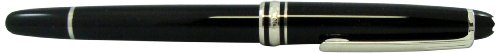 Montblanc MB 2865 Penna a sfera, nero, roller