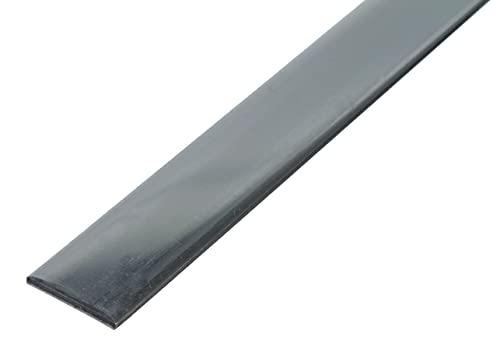 GAH-Alberts Profilé plat - acier inoxydable, 1000 x 20 mm