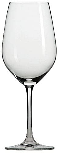Schott Zwiesel Tritan Crystal Glass Forte Stemware Collection Burgundy/Light Red & White Wine Glass, 13.6-Ounce, Set of 6