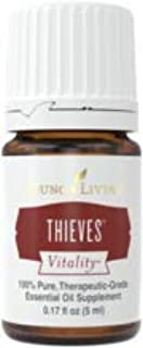 Young Living Vitality Thieves Essential Oils