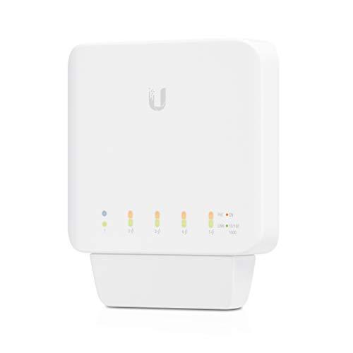 Ubiquiti Networks UniFi Switch Flex, USW-Flex (5-Port Layer 2 Gigabit Switch with PoE Support)
