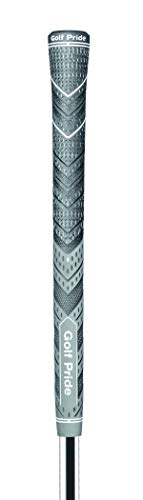 Golf Pride MCC Plus4 New Decade MultiCompound Golf Grip, Undersize, Gray