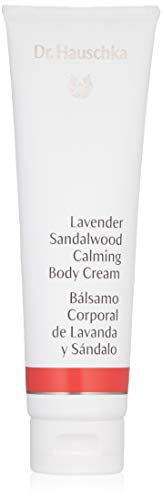 Dr. Hauschka Lavender Sandalwood Calming Body Cream, 4.9 Fl Oz