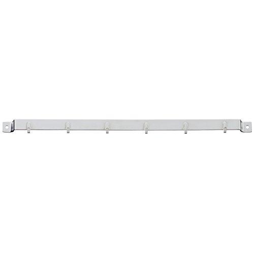 WMF Profi Plus Hängeleiste 35 cm, für 6 Küchenhelfer, Cromargan Edelstahl poliert, spülmaschinengeeignet