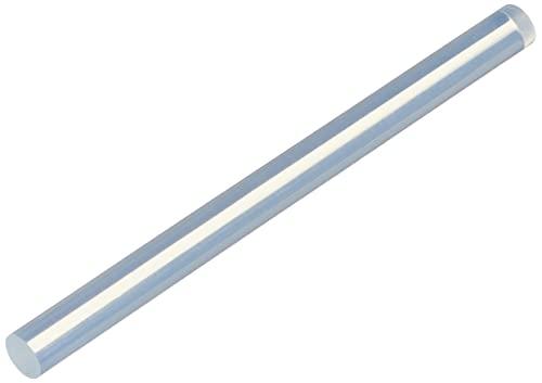 APLI 13740- Recambio barras de cola termofusible Ø 7,5 mm x 10 cm 25 barras - Pack Ahorro