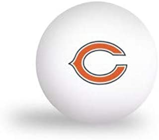 Wincraft Chicago Bears PING Pong Balls - 6 Pack