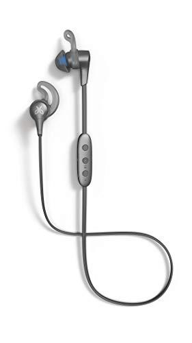 Jaybird X4 ワイヤレス Bluetooth ヘッドフォン スポーツ フィットネス ランニング iOSとAndroidスマートフォンに対応 防汗 防水 ストームメタリック/グレイシャー