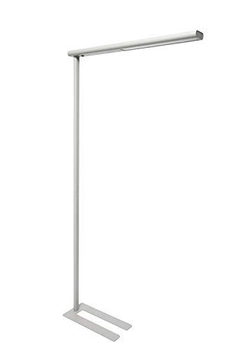 Preisvergleich Produktbild LED Standleuchte - MAULjet,  4650 Lumen,  51 Watt,  Neutralweiß,  Höhe 195 cm,  Aluminium,  Silber,  8257495