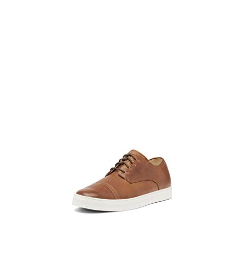 Sorel Men's Caribou Mod Cap Toe Sneaker - Waterproof - Brown Flora - Size 7