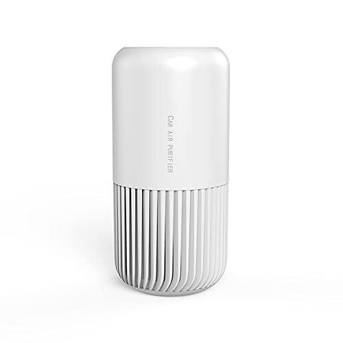 Wangzun, purificatore d'aria per auto, adatto per famiglie e camere da letto, fumatori per peli di animali domestici, H13, vero filtro Hepa, lampada