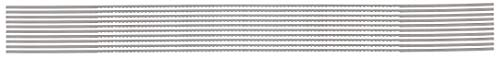 kwb by Einhell Dekupiersägeblatt-Set (passend für Einhell Dekupiersägen, 127 mm lang, 25 mm breit, 10 Stück)