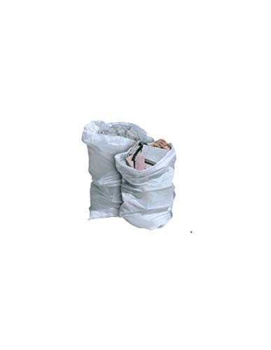 SEIMARK Sacos de Rafia para Escombros 10 Unidades 50x80cm 🔥