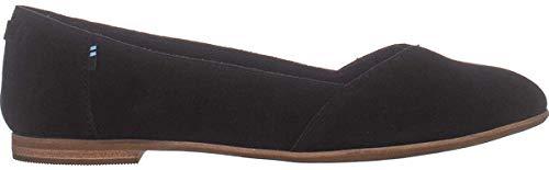 TOMS Damen 10013420 Sneakers, Schwarz (Black 000), 38 EU