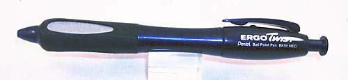 Pentel Ergo Twister BK99D (Blau)