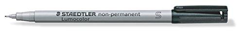 Preisvergleich Produktbild Staedtler 311-9 Permanent-Marker 100,  Rundspitze,  Pack XXL,  Blau
